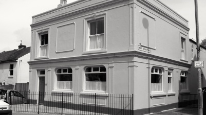 Former Gravediggers Public House Southsea c1850