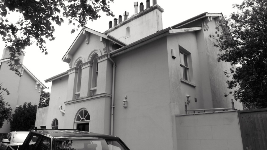 Fruness Villa Southsea 1858 TE Owen