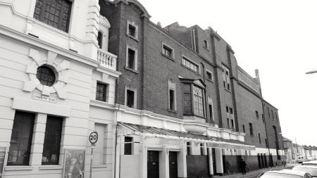 Kings Theatre (West) Southsea 1907