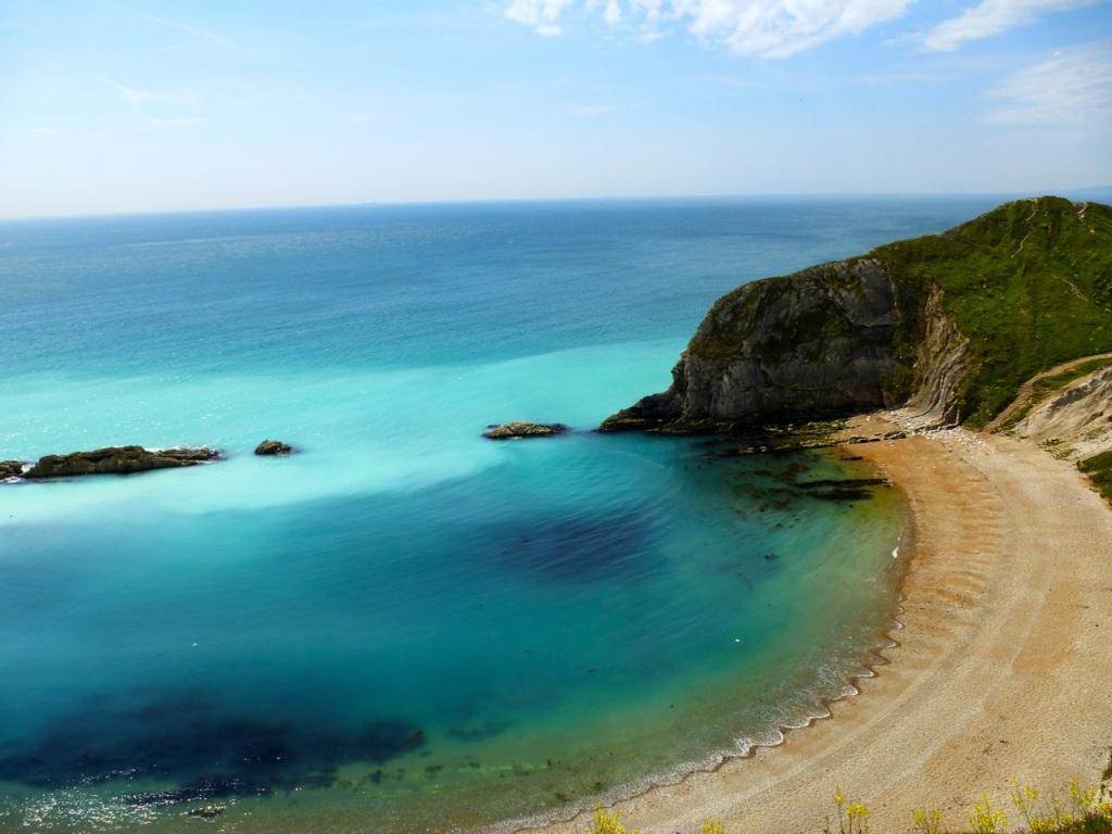 St Oswald's Bay Dorset