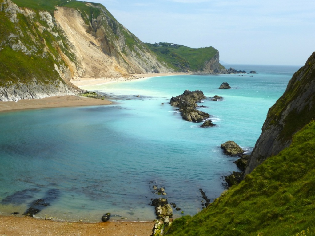 Man O War Beach Dorset