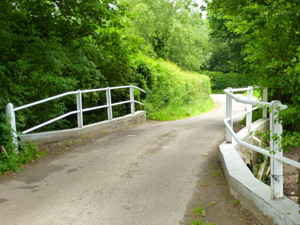 Coombe Lane Meon Bridge