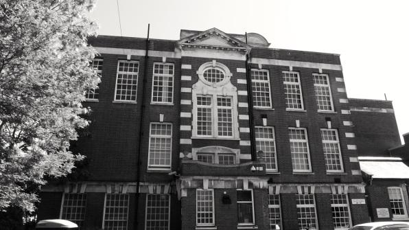 Priory School (North) Southsea 1910