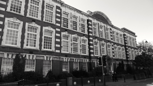 Priory School Southsea 1910