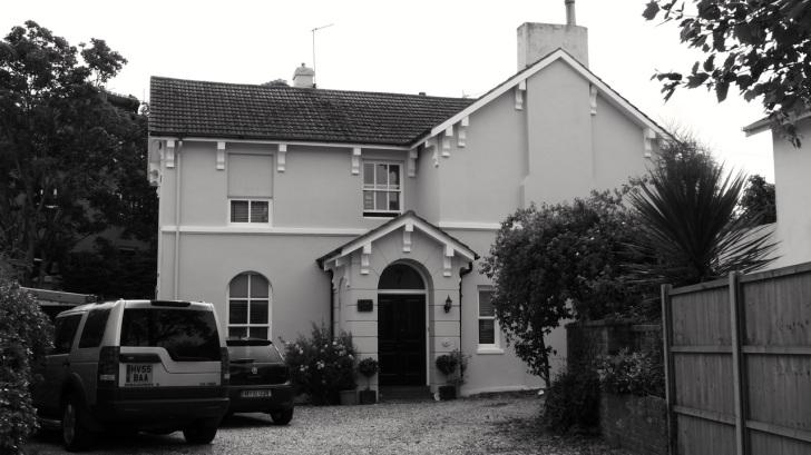 Shanklin Lodge Southsea 1858 TE Owen