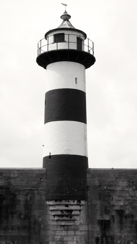 Southsea Castle Lighthouse 1828