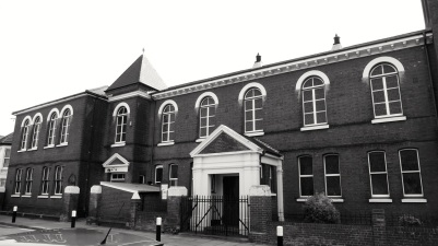 Trinity Methodist Chuch (West) Southsea 1901