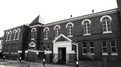 Trinity Methodist Chuch (West) Southsea 1901