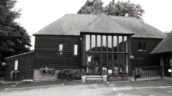 Barn St Clairs Farm Droxford C18