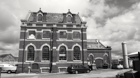 Eastney Beam Engine Museum (Pump House) 1887