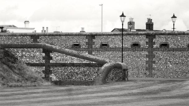 Eastney Fort West 1862