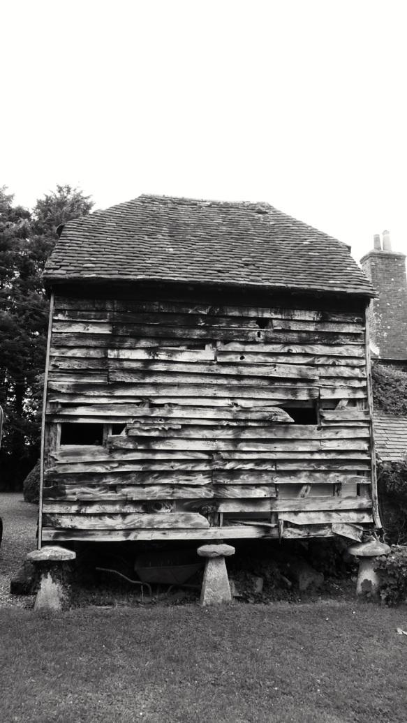 Granary St Clairs Farm Droxford C18