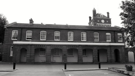Guardroom Eastney Barracks 1864