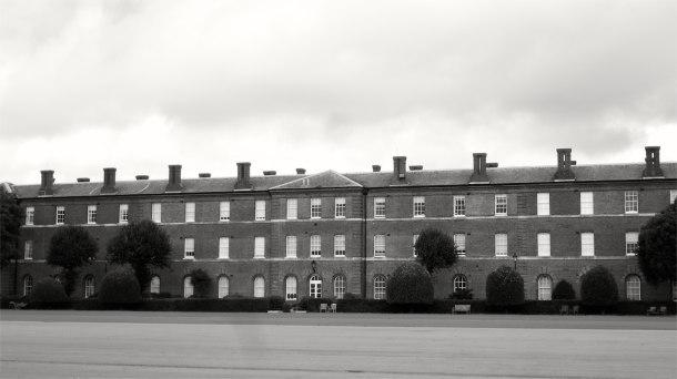 Gunners Row Eastney 1865