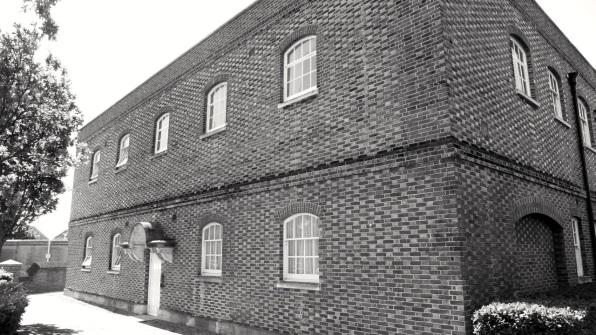 Infirmary House (East) Gunwharf Portsmouth 1814