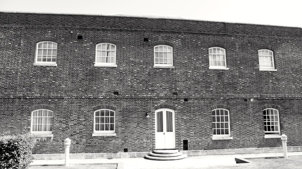 Infirmary House (West) Gunwharf Portsmouth 1814