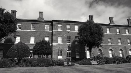 Long Barracks Eastney 1865