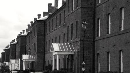 Long Barracks (North) Gunners Row Eastney 1865