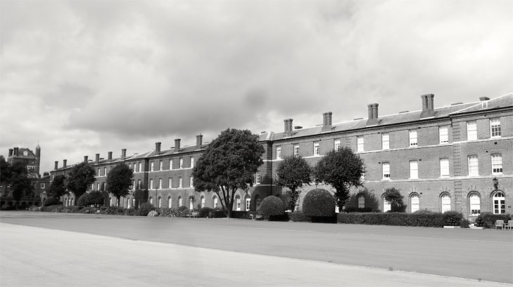 Long Barracks (West) Eastney 1865