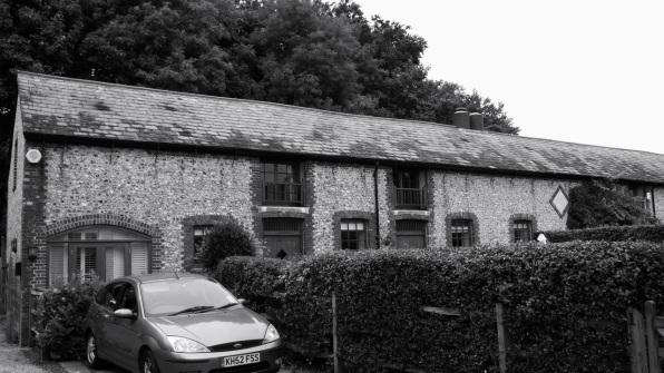 Midlington Farm Buildings (North) Droxford 1848