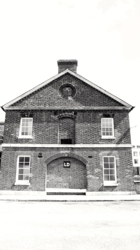 Mildam Building (South) Portsmouth University c1800