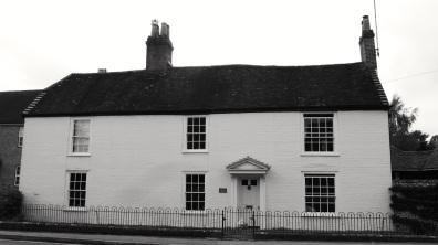 Sarum House Droxford C18