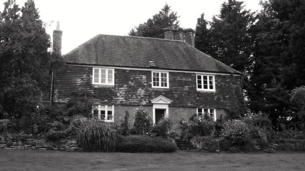 St Clairs Farmhouse (East) Droxford C14-18