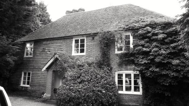 St Clairs Farmhouse (West) Droxford C14-18