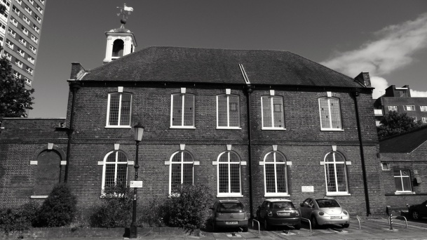 St George's Church (South) Portsmouth 1754