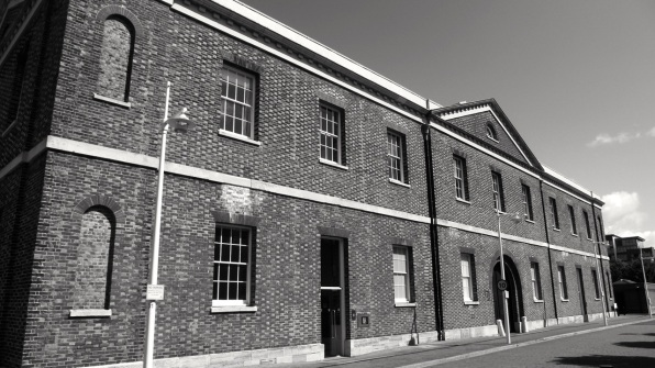 Vulcan Block (South) Gunwharf Portsmouth 1814