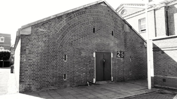 Vulcan Block Warehouse Gunwharf Portsmouth 1814