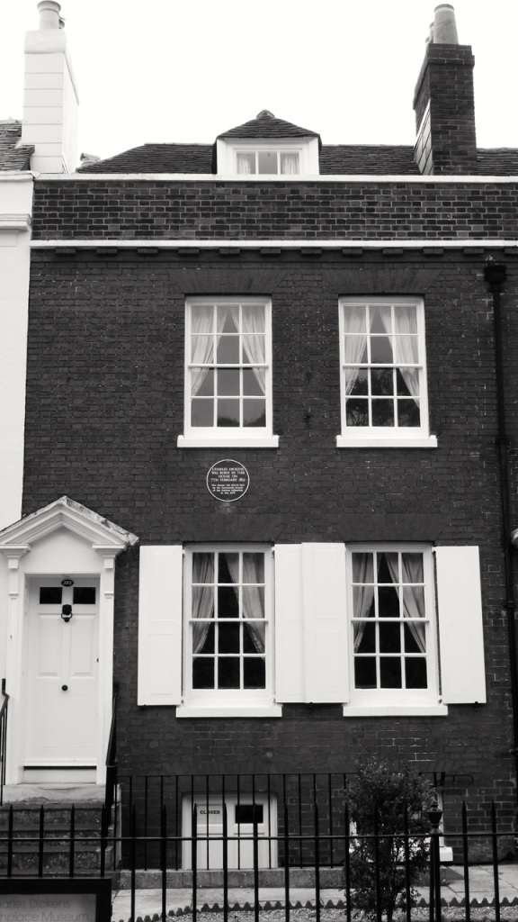 393 (Charles Dickens Birthplace Museum) Old Commercial Road Portsmouth C18