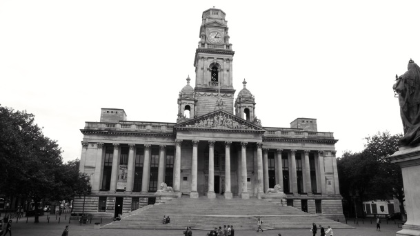 Portsmouth Guildhall 1890