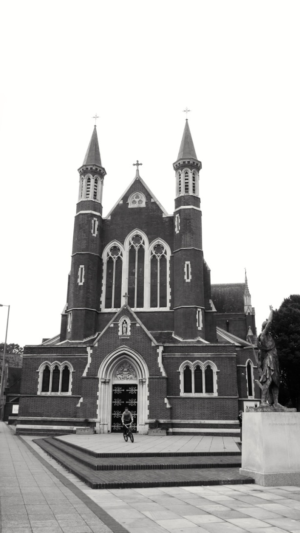 Roman Catholic Cathedral Portsmouth 1881
