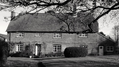 Godwins Farmhouse Hinton Ampner C17 and 18
