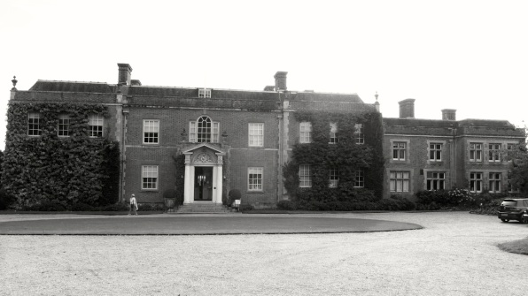 Hinton Ampner House 1790, 1875, 1937
