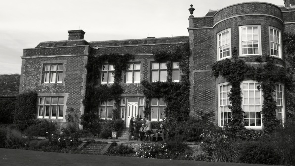 Hinton Ampner House (West Wing) 1790, 1875, 1937