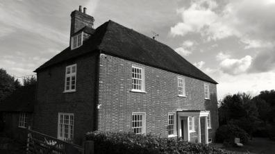 Manor Farmhouse Hinton Ampner C18