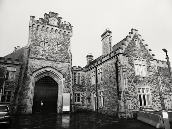 Kingston Prison Portsmouth 1887