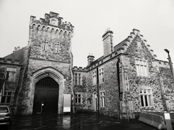 Kingston Prison Portsmouth 1887