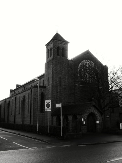 St Albans Church Copnor Portsmouth 1914