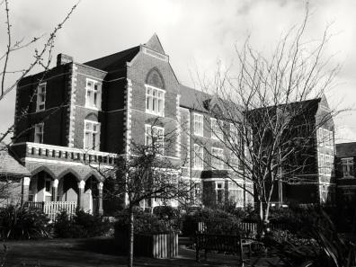 St James Hospital (West) Milton Portsmouth 1878