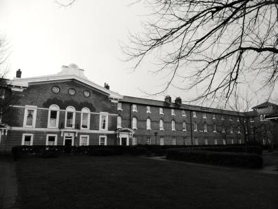 St Marys House (NW) Milton Portsmouth 1845