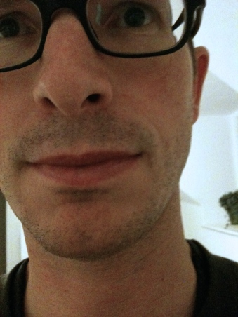 Duncan Toms Movember Day 1