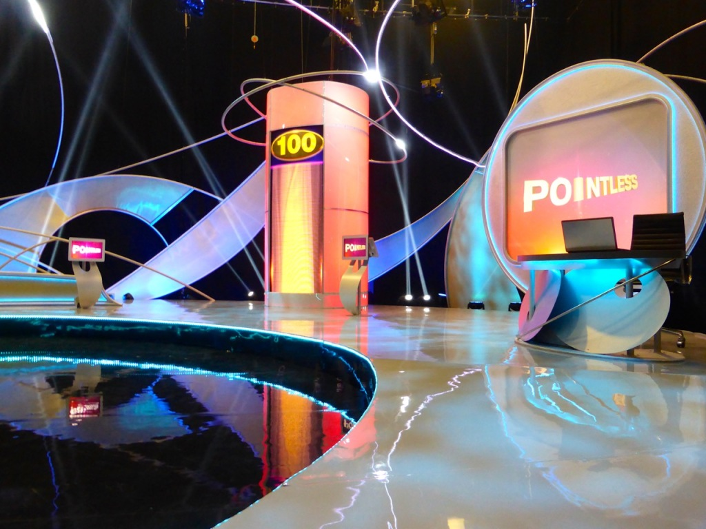 Pointless studio