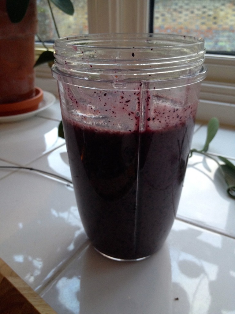 smoothie day 5