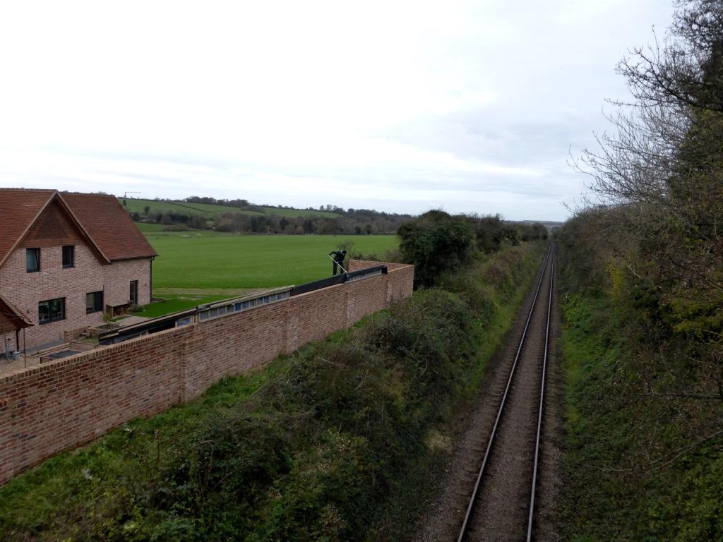 Watercress Line, Bishops Sutton