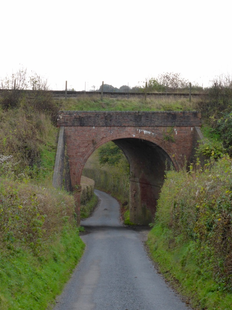 Railway Bridge, Bishops Sutton, Watercress Line
