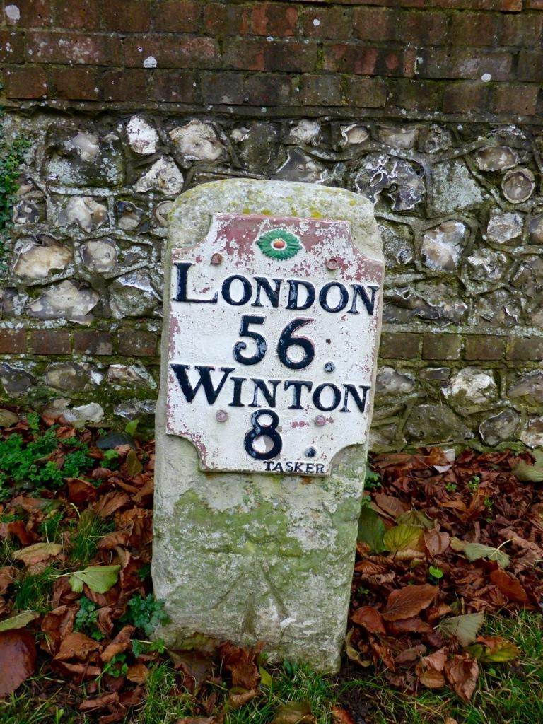 Milestone Bishops Sutton Winton 8