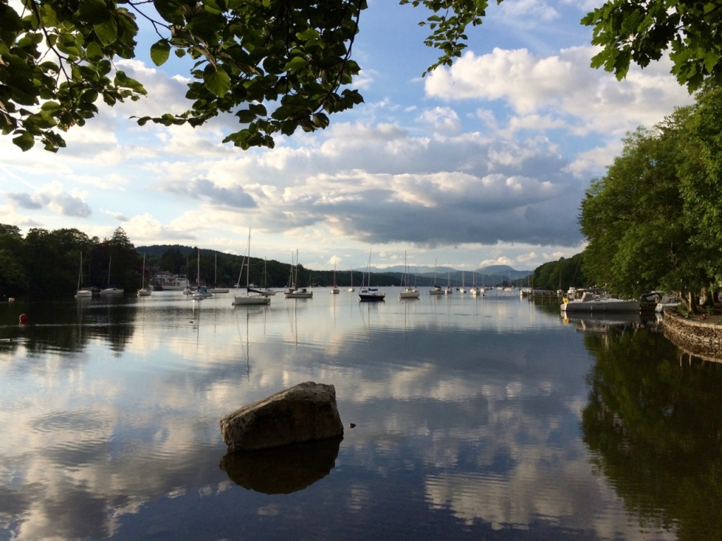 Lake Windermere South